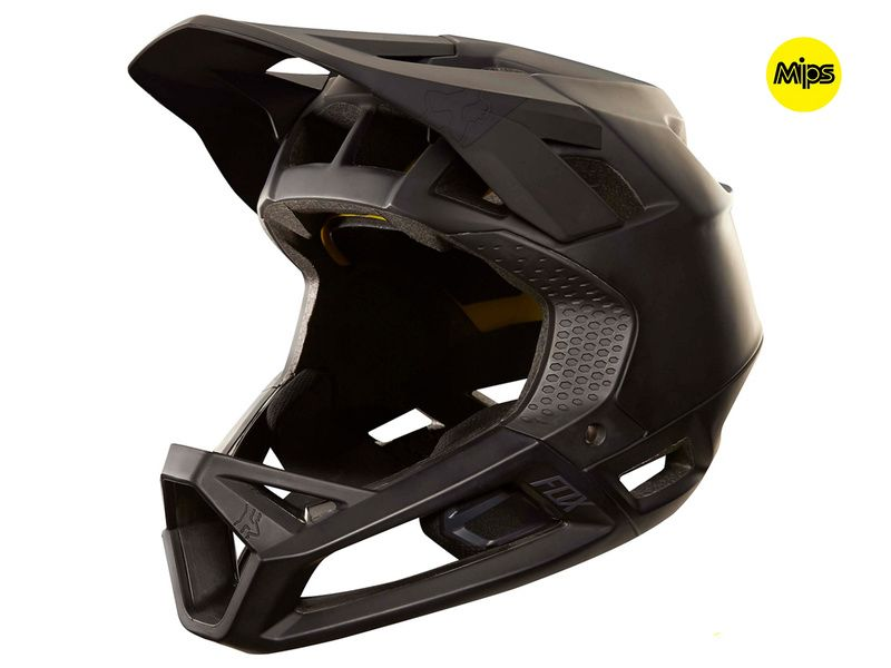 Fox Proframe Helmet Matte Black 2018