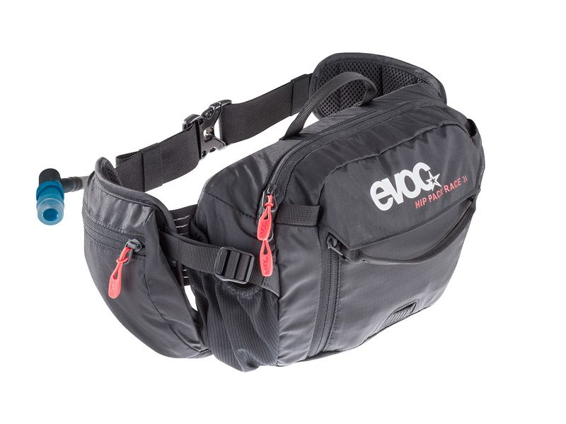 Evoc Hip Pack Race 3L + 1.5L Bladder 2019