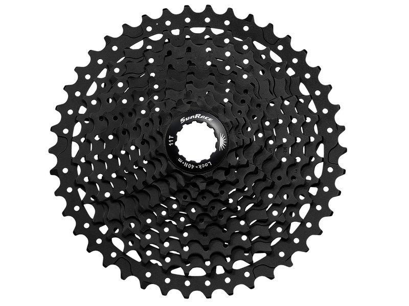 Sunrace MS3 10 speed cassette Black 2019