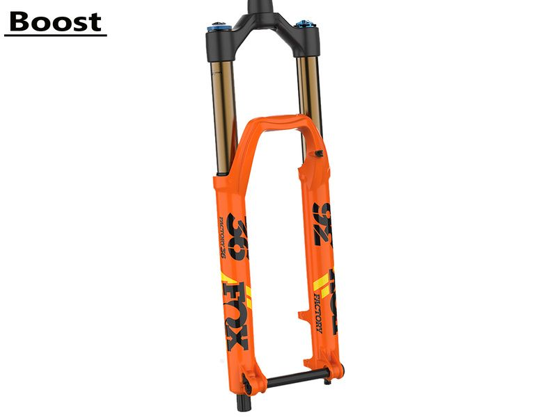 Fox Racing Shox 36 Float 29 Factory 170 mm - Grip2 - 15x110 Boost fork - Orange 2019