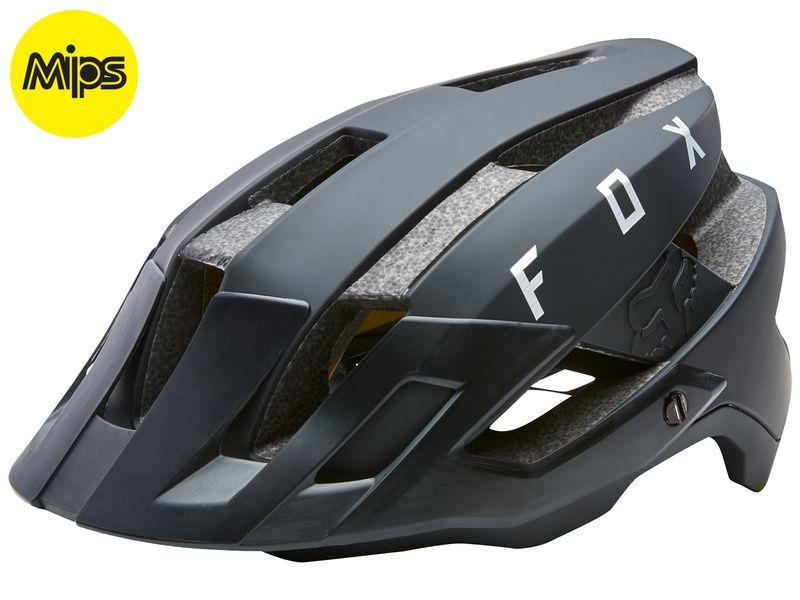 Fox Flux MIPS Helmet Black 2018
