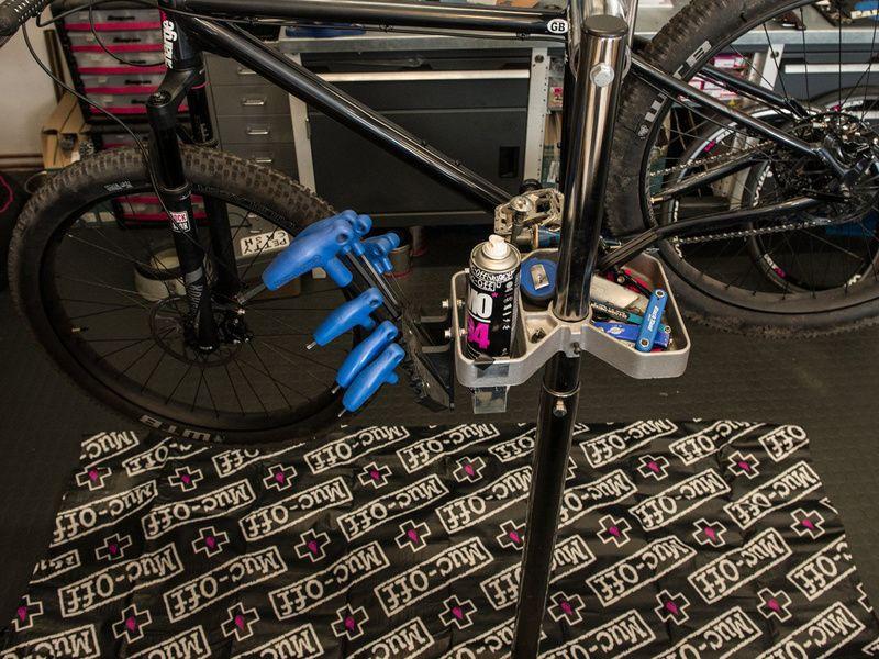 Muc-Off Foldable Bike Mat