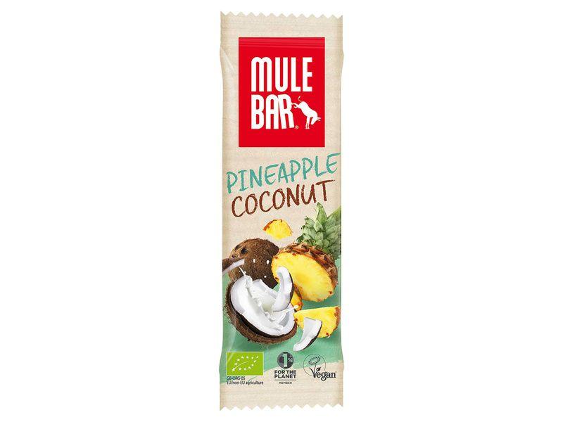 Mulebar Energy Bar Pineapple Coconut