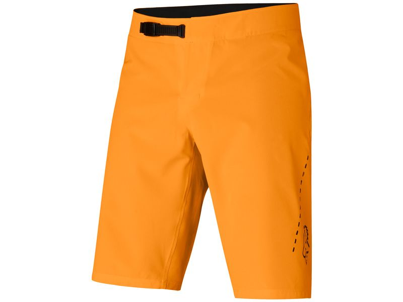 Fox Flexair Lite Short Atomic Orange 2019