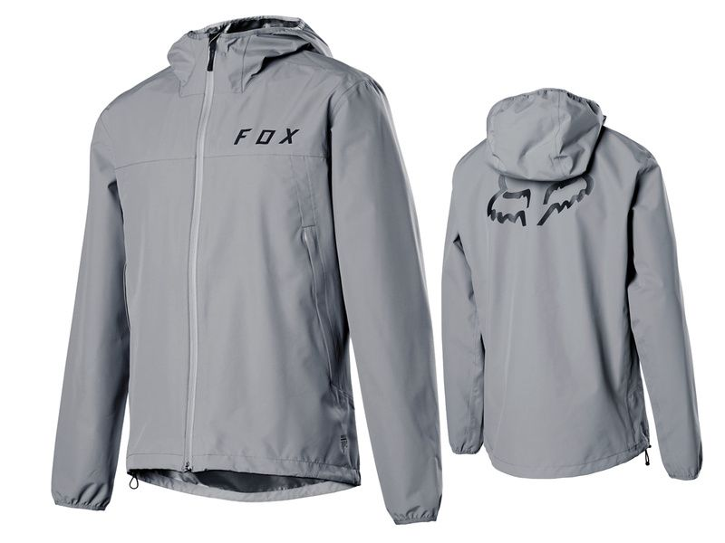 Fox Ranger Water 2.5L Jacket Grey 2020