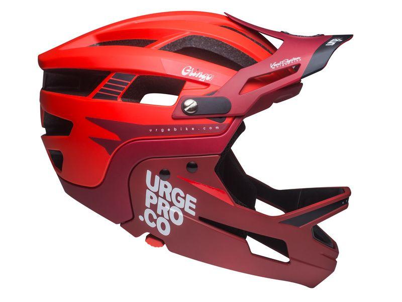 Urge Gringo de la Pampa Helmet Red 2020