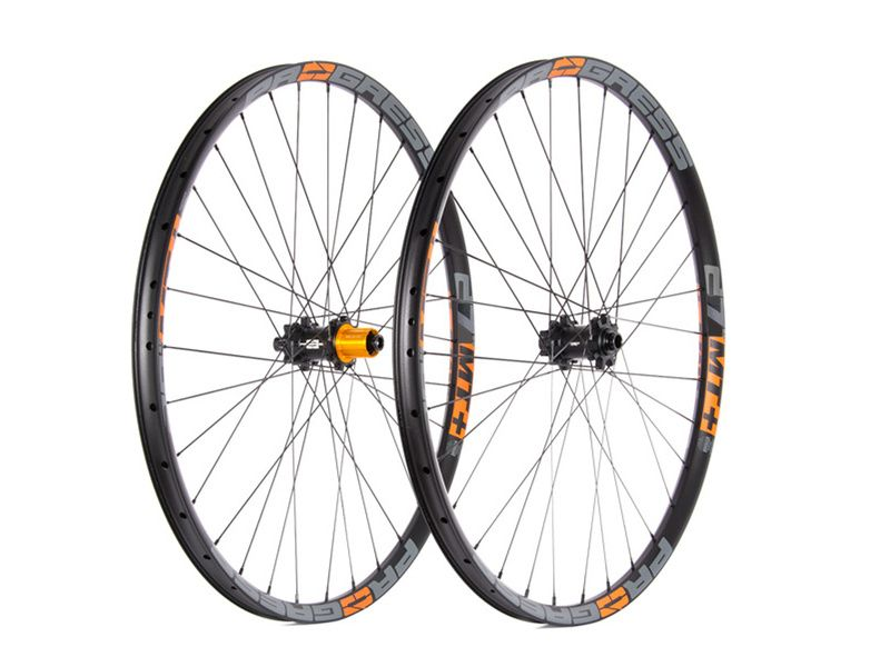 "Progress MT+ Nitro 27,5"" Boost Orange Wheelset 2020"