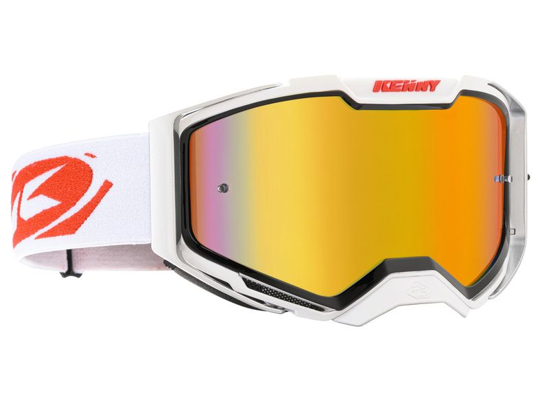 Kenny Ventury Goggle Phase 2 White Silver 2020