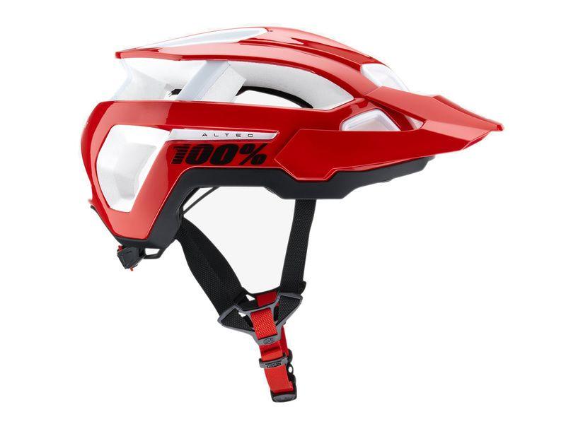100% Altec Helmet Red 2020