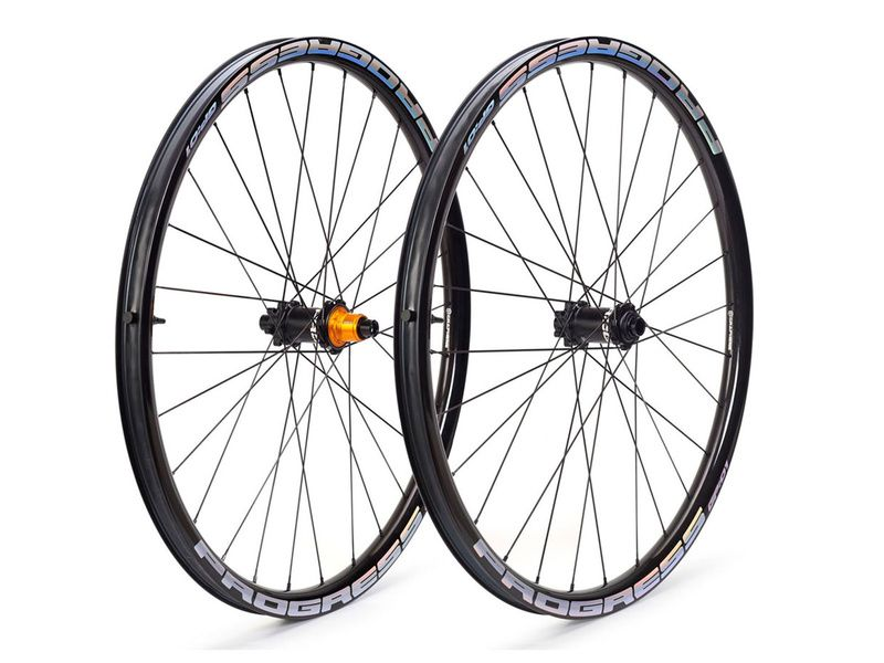 "Progress GP:01 Limited 29"" Boost Wheelset Rainbow 2021"