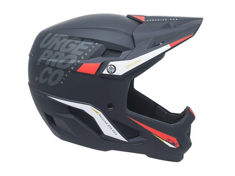 Urge Deltar Helmet Black 2021