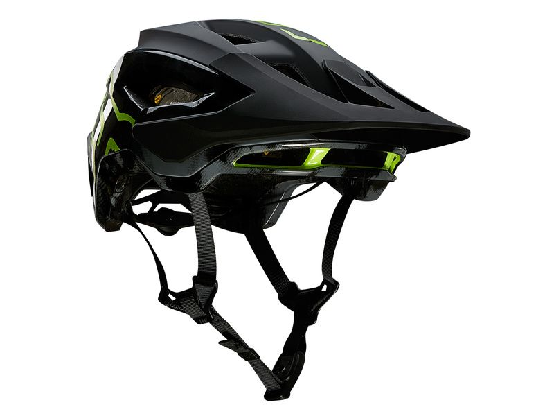 Fox Speedframe Pro Helmet ELV Black 2020