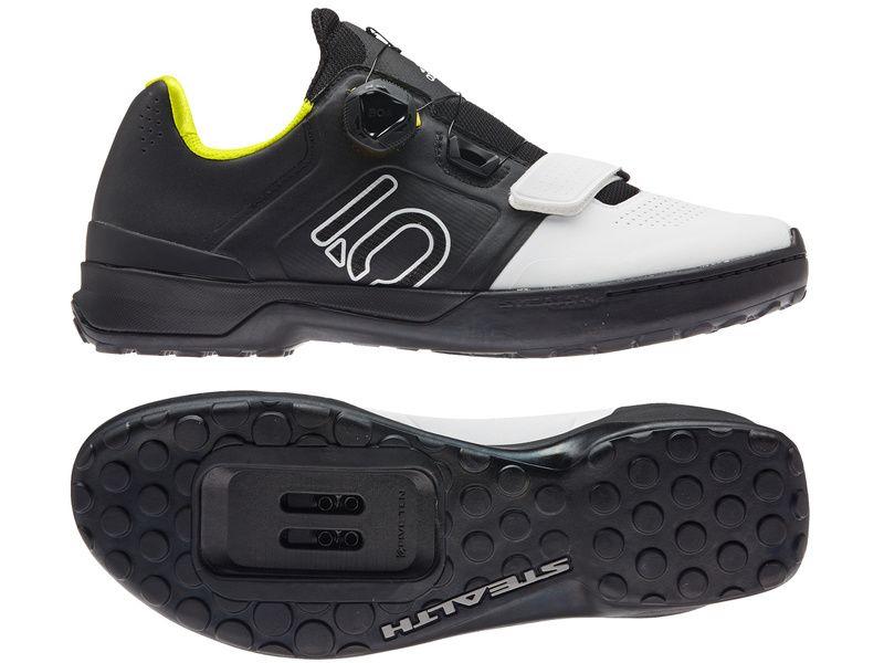 Five Ten Kestrel Pro Boa Shoes Black and White 2021